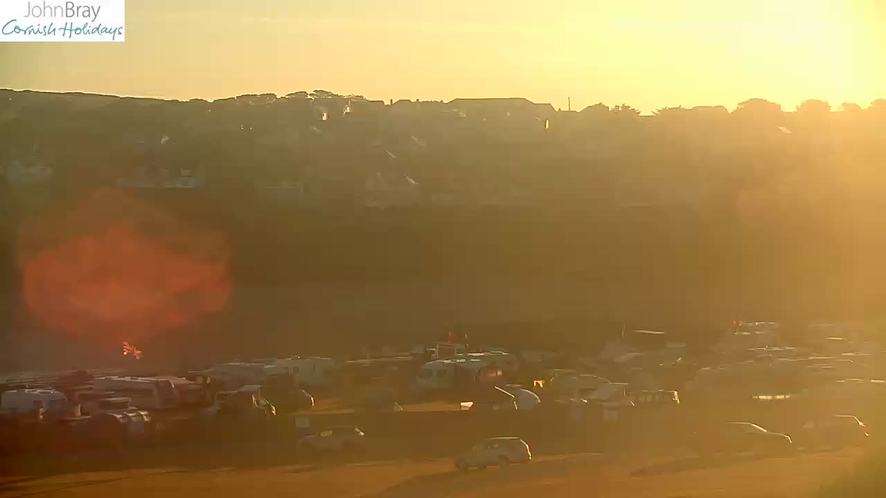 Latest snapshot from our Polzeath Webcam